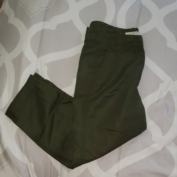 LOFT Pants - Ankle Length Skinny Leg Pants